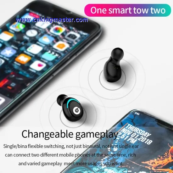 Bluetooth 5.0 Wireless Earphone Tws...